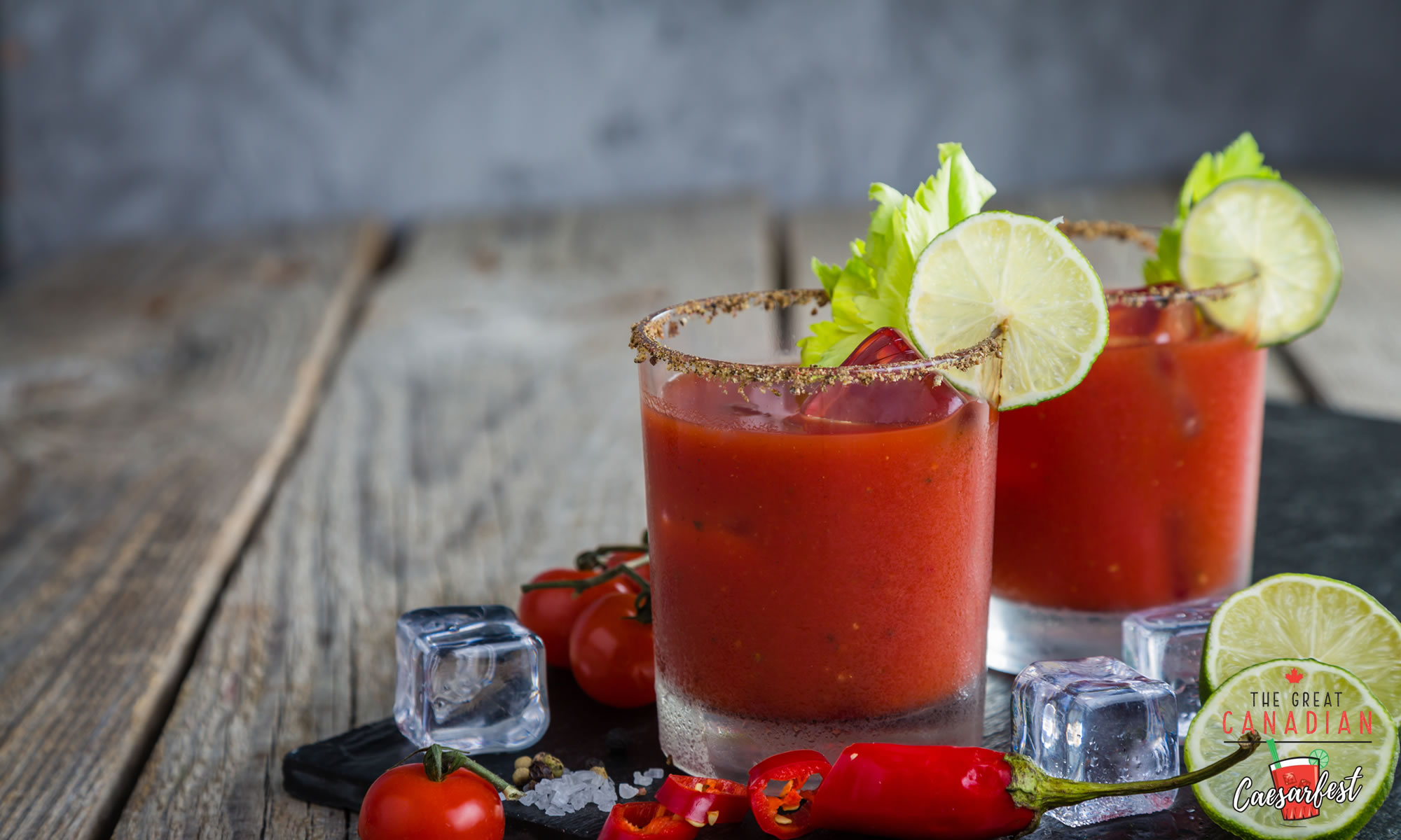 The Great Canadian Caesarfest